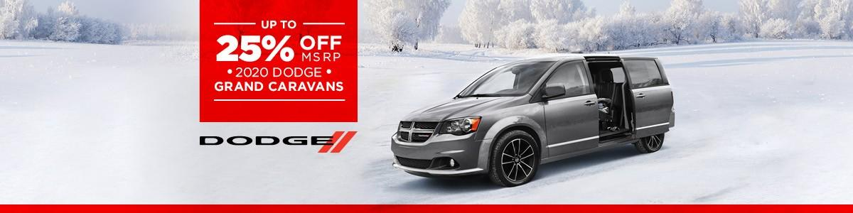 Dodge Discount Offers at Moncton Chrysler Jeep Dodge in Moncton