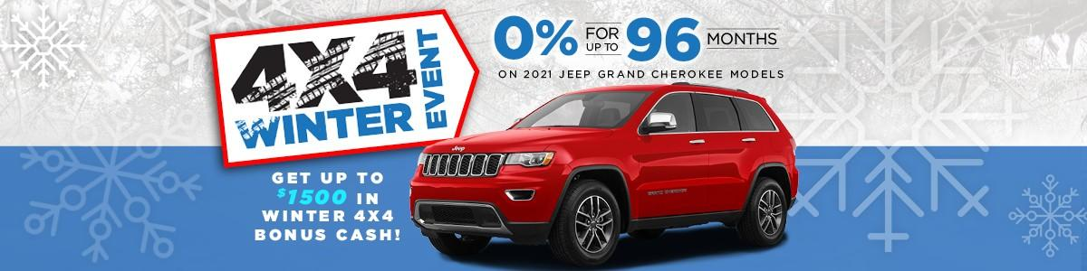 Jeep Discount Offers at Moncton Chrysler Jeep Dodge in Moncton